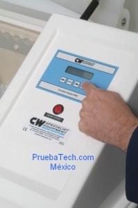 Camaras C&W CW niebla salina prueba control panel